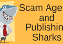 New Authors Beware of Scam Agents and Publishing Sharks