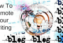 Promote your writing with a blog