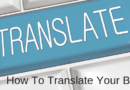 How To Translate A Book