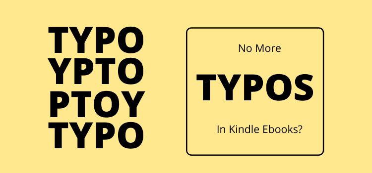 Kindle Typos