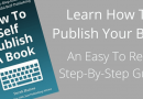 Learn How To Publish Your Book