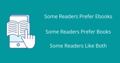 Some Readers Prefer Ebooks