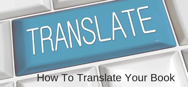Translate A Book