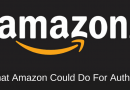What Amazon Could Do For Authors