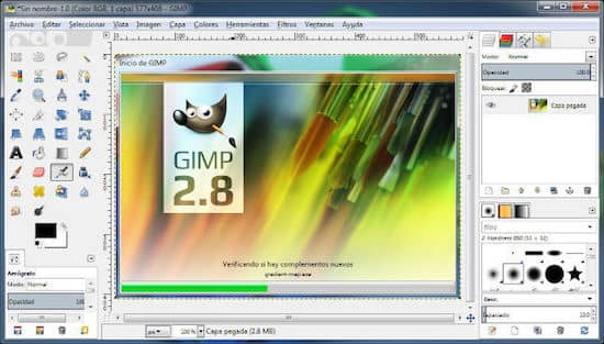 Gimp is a great free alternative to Photoshop