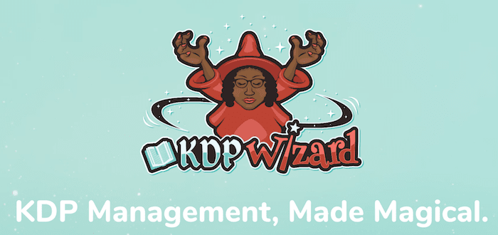 Acess all your book data and files with KDP wizard