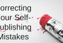 How To Correct Your Self-Publishing Mistakes