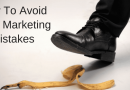 Marketing Books 10 Mistakes New Authors Make