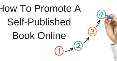 How To Promote A Self-Published Book Online