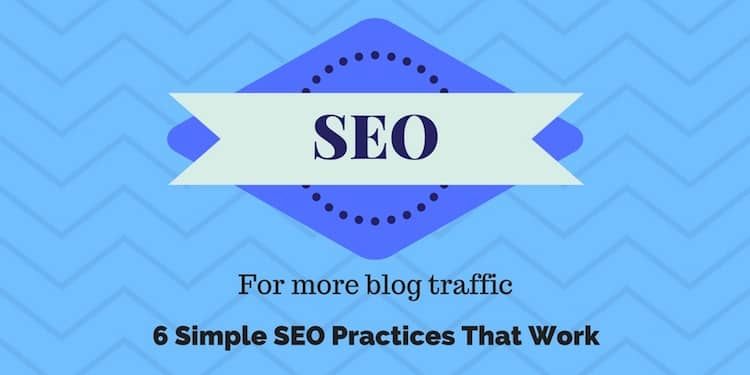 simple seo practices that work