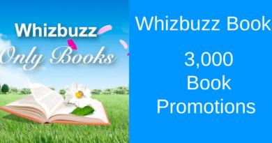 Whizbuzz Books 3000 Promotions