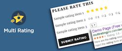 multi rating