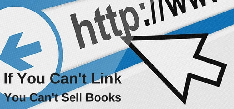 You Cant Link You Cant Sell Books