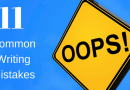 11 Common Spelling And Grammar Mistakes Writers Make