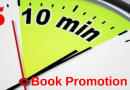 15 ten minute book promotion tips