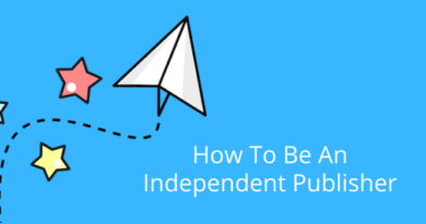 Be An Independent Publisher