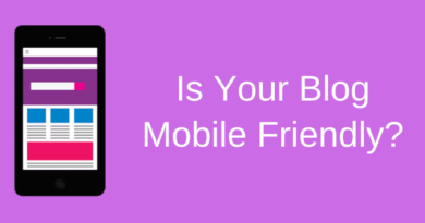 Is Your Blog Mobile Friendly