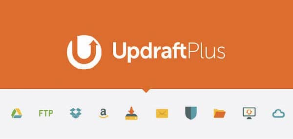 UpdraftPlus secure WordPress backups