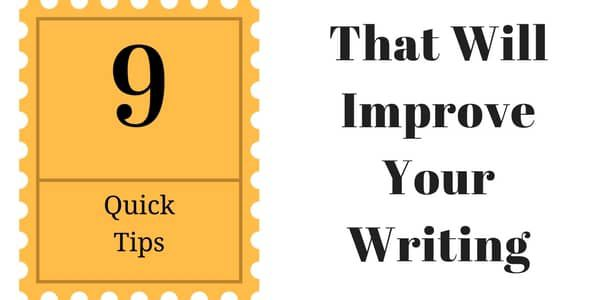 9 Ways Proper Reading Can Improve Your Writing