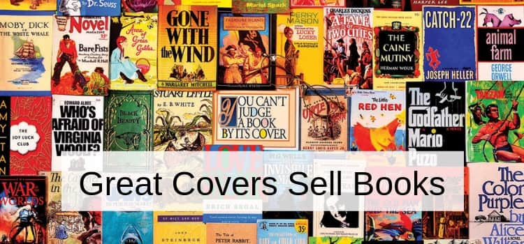 Great Covers Sell More Books