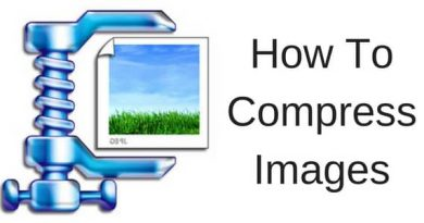 How To Compress Images