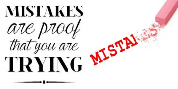 Common Mistakes Most New Writers Make