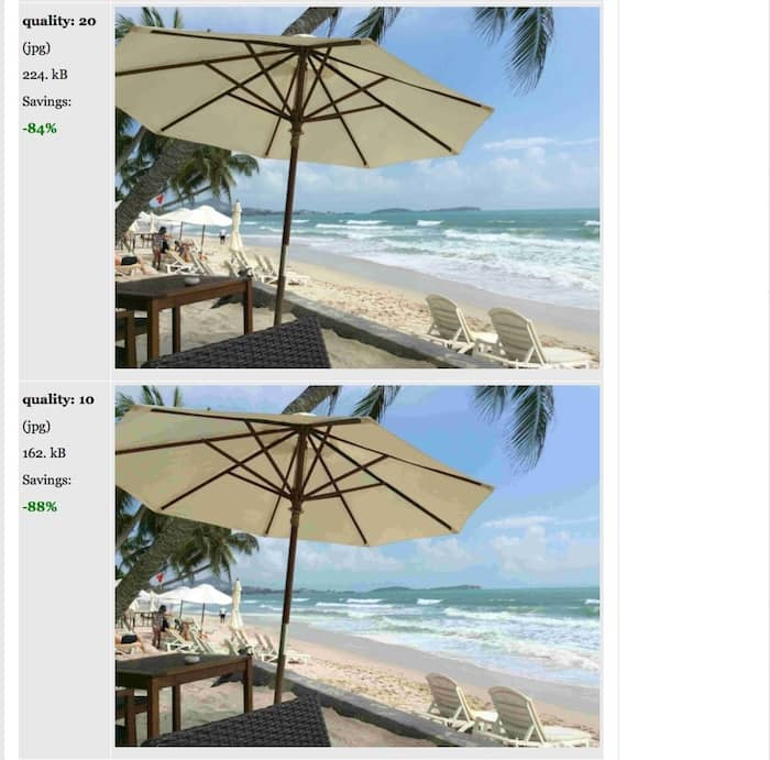 how to compress very large images