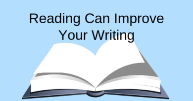 Reading Can Improve Your Writing