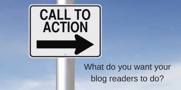 How to Use a Call to Action in Your Blog Posts