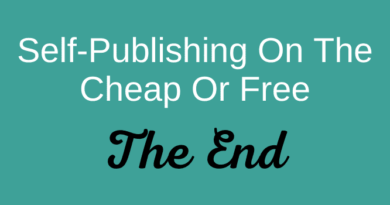 Self-publishing on the cheap