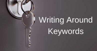Writing Around SEO Keywords