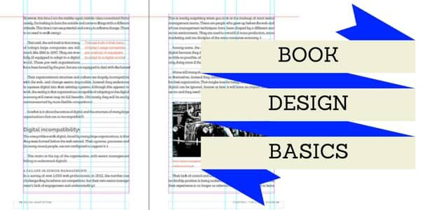 Book Design Basics for New Indie Authors