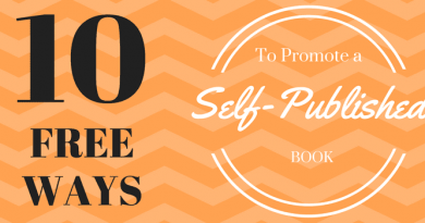 10 free ways to promote a book