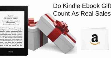 Do Amazon Ebook Gifts Count As Sales