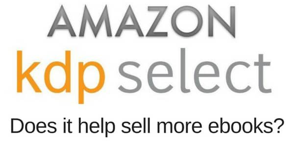 Does Amazon KDP Select Help Sell More eBooks?