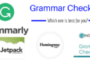 Which grammar checker is right for you?
