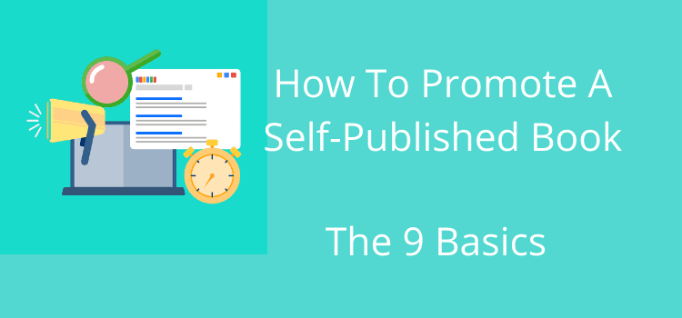 Promote A Self Published Book