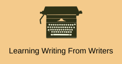 Learn Writing From Writers