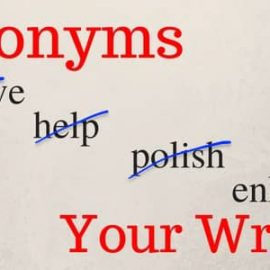 Why You Need Synonyms And How To Search For Them