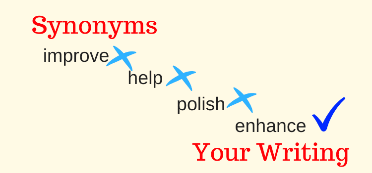 write synonyms