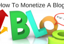 How To Monetize A Blog For Authors And Writers