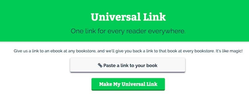 Promote your book with books2read