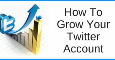 Grow Your Twitter Account
