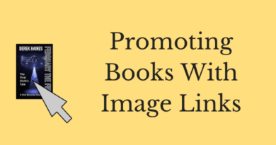 Promote Books With Image Links