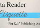 Beta Reading Etiquette For Self-Publishing Authors