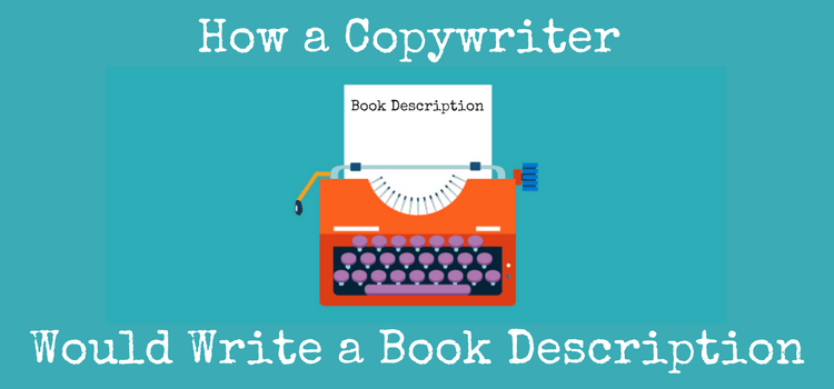 How to write a book description