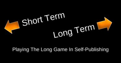 Long Game In Self-Publishing