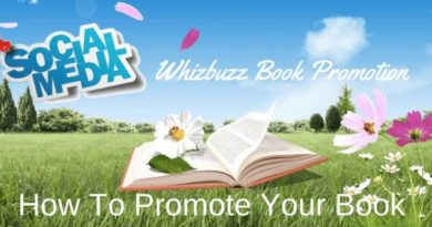 Promote Your Books On Social Media