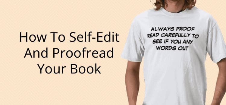 Proofread Your Book