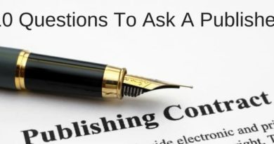 Questions To Ask A Publisher